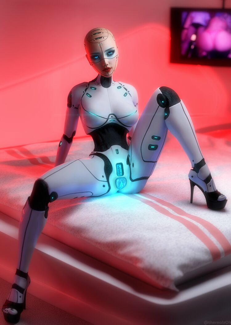 Gynoid Prostitute