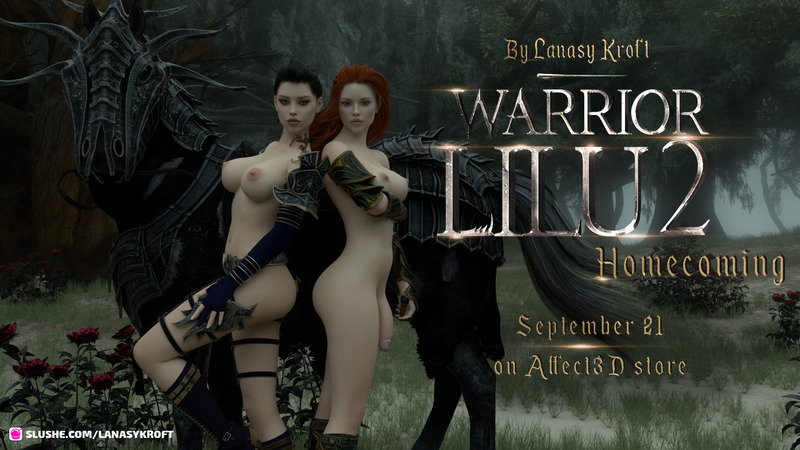 Warrior Lilu2. Homecoming