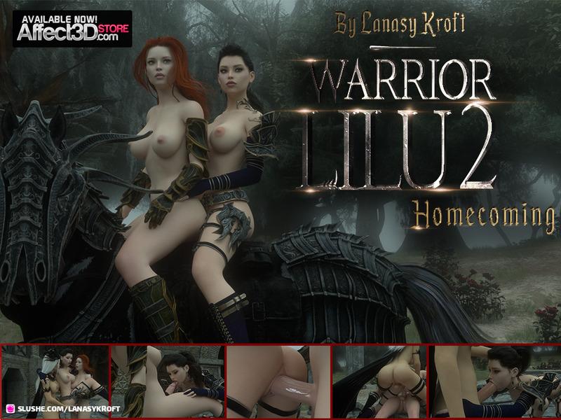 Warrior Lilu2. Homecoming