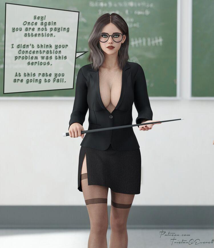 Professor Alyssa Comic 01