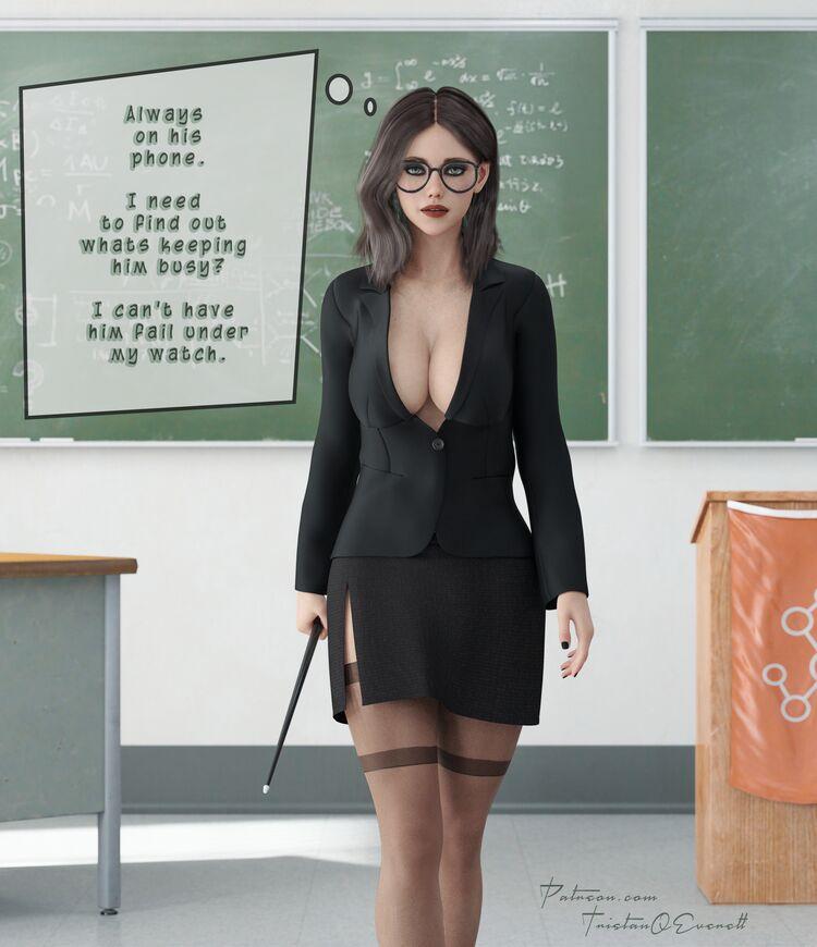 Professor Alyssa Comic 02