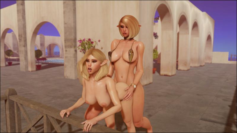 Kayla and Stephanie II