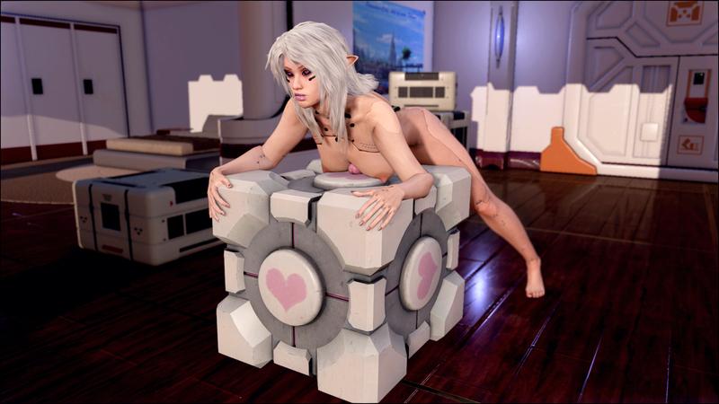 PIXIE - Naughty Cube!