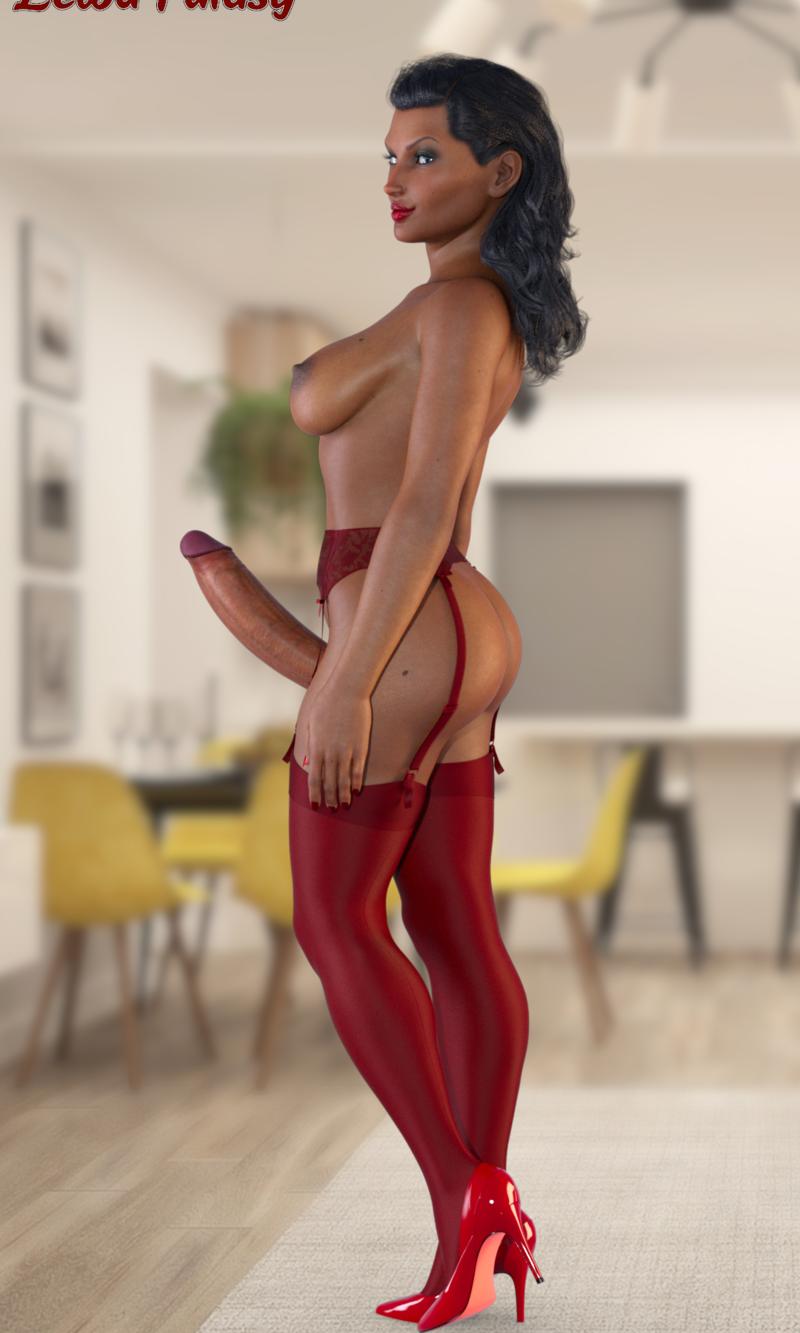 Sexy Leah