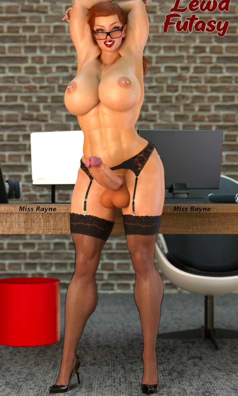 Miss Rayne is a naught secretary