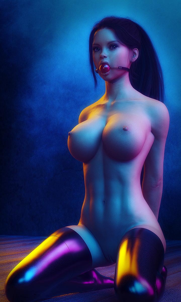 Bound & Naked