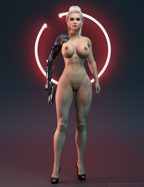 Cyberpunk Hypetrain