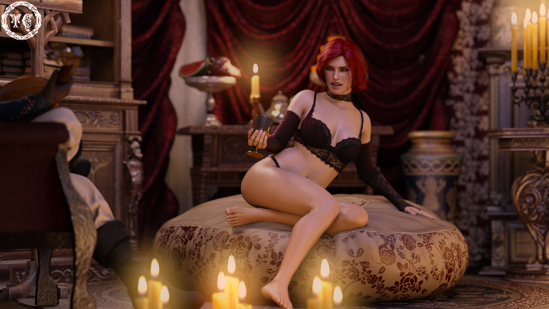 Triss's leisure time