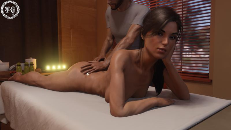 Lara in some R&R