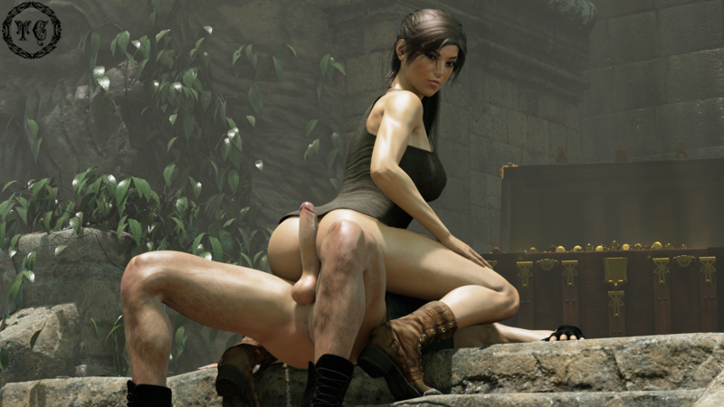 Lara Croft - Teaser