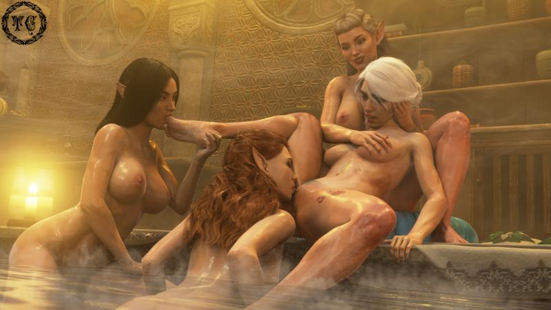 Ciri - Elven Lust