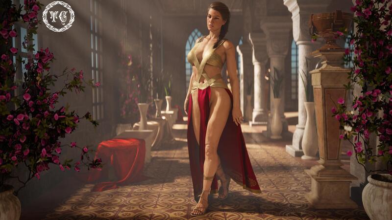 Kassandra - Olympian goddess