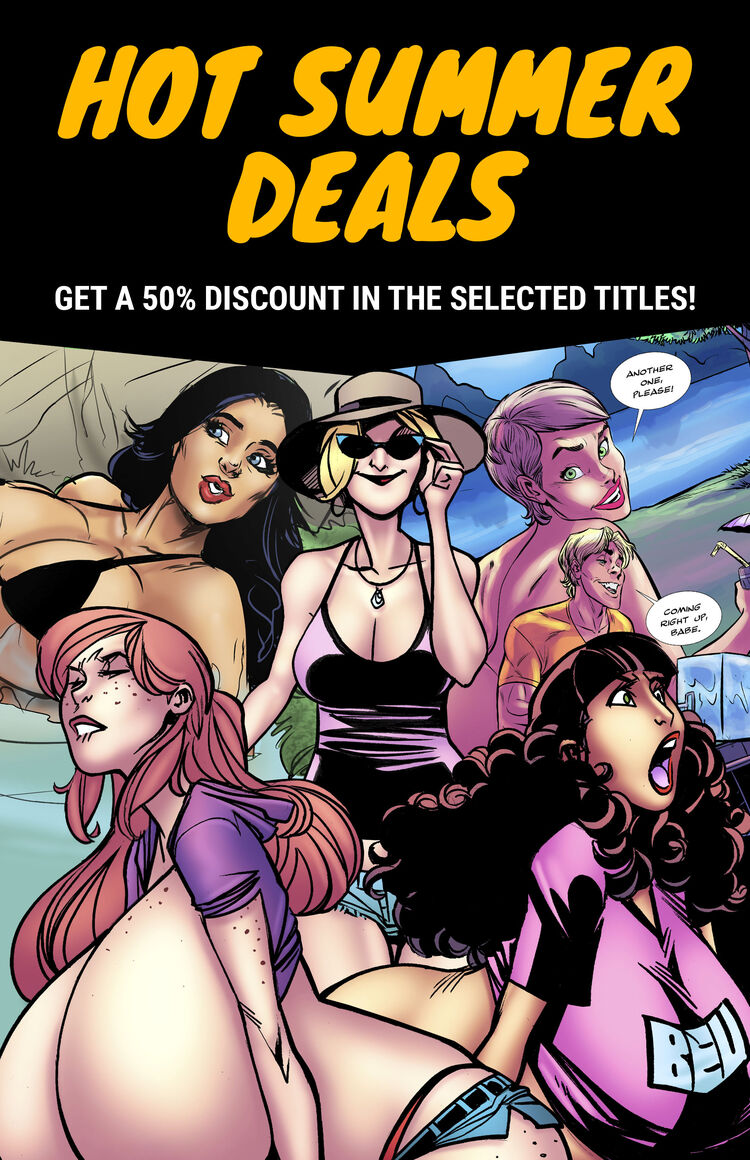 Hot Summer Deals - Get 50% discount on these titles!