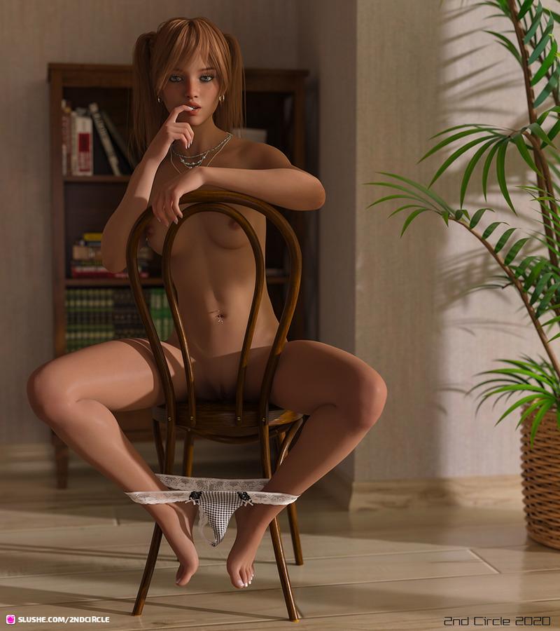 Chair - Caroline