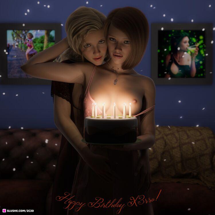 Happy Birthday X3rr4!