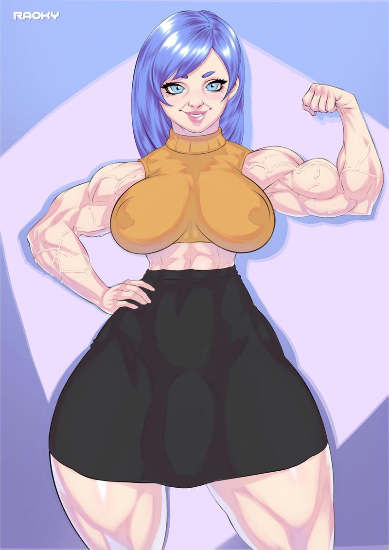 Katsumi - Ryoko's Mom
