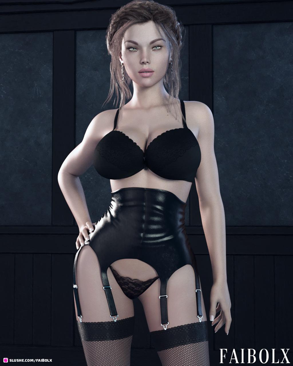 ANDREA - BLACKSTAR GIRL