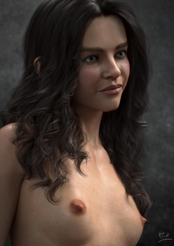 Pandora portrait 1