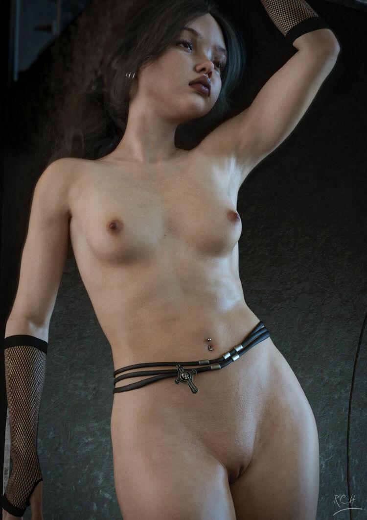 Isabelle portrait 2