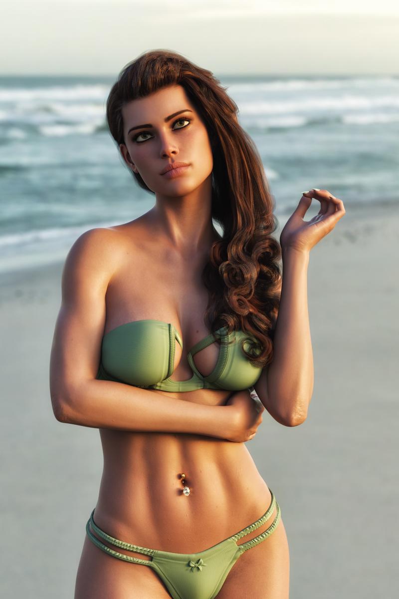 Simmer - Beach Bikini
