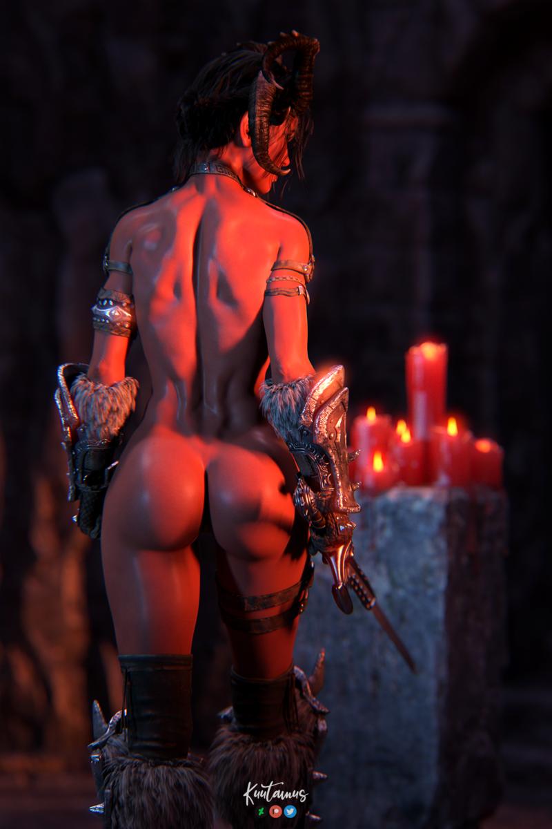 Tara, High Huntress of Ulmanar