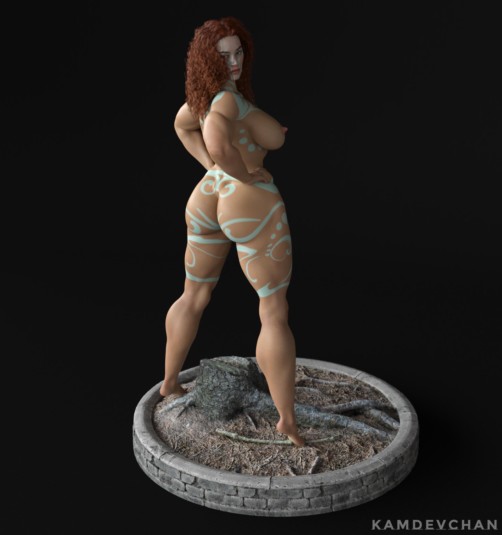 Bridget - The  Huntress