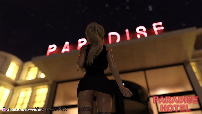 Paradise Hotel - Demo