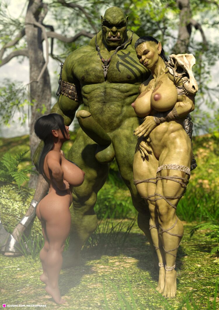 The Orc Caretakers are back!