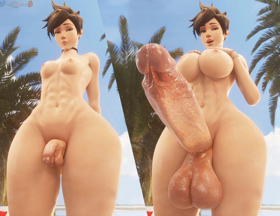 Tracer is a grower~ Not a shower :3