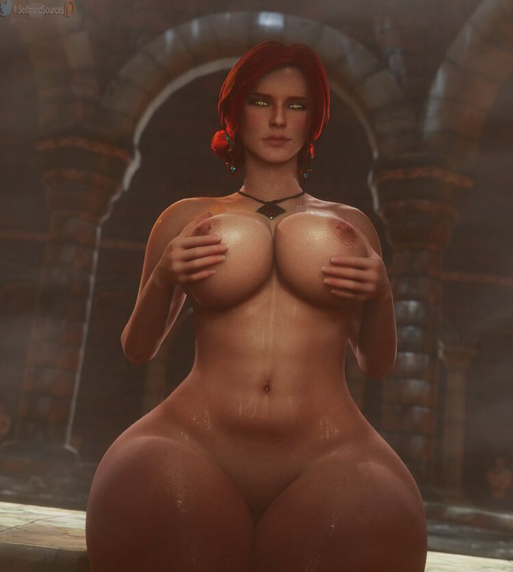 Curvy Thicc Triss