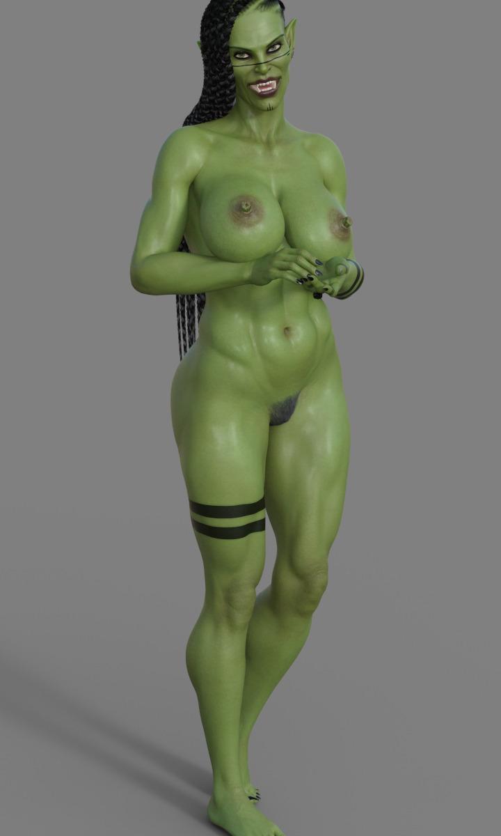 Mama GreenSkin