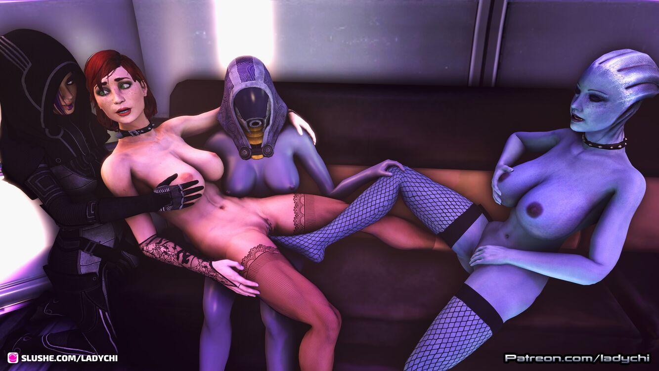 Fun in Shepard's cabin