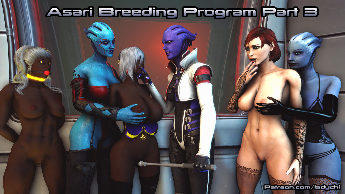 Asari Breeding Program part 3 title