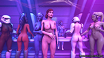 Shepard and Liara find themselves in an odd place!...