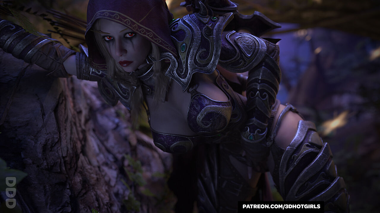 Sylvanas Requires Your Virgin Touch