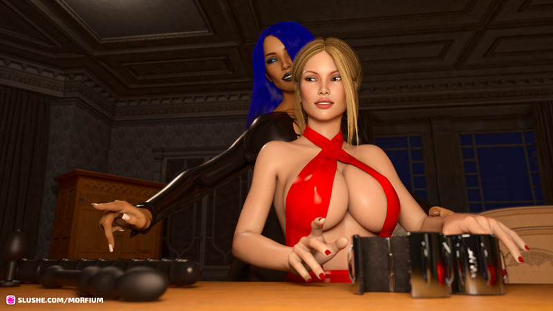 Liria and Gwen - Teaser 1