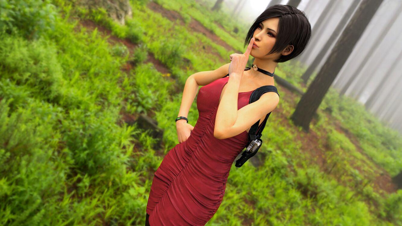 Ada Wong - Test shots