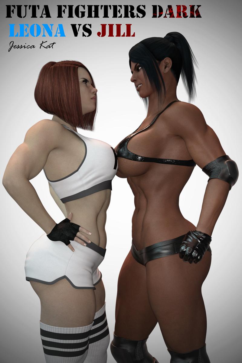 Leona vs Jill Cover