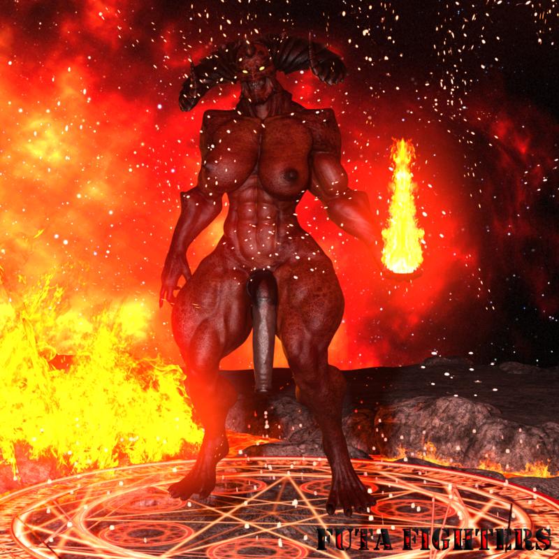 Hell Futa Demon