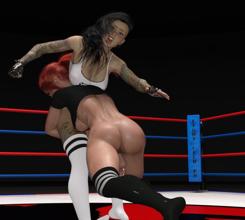 Katie vs Aika preview!