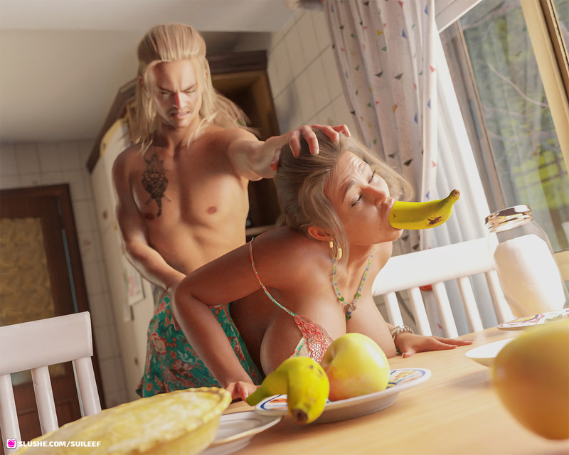 Shut ur banana up!