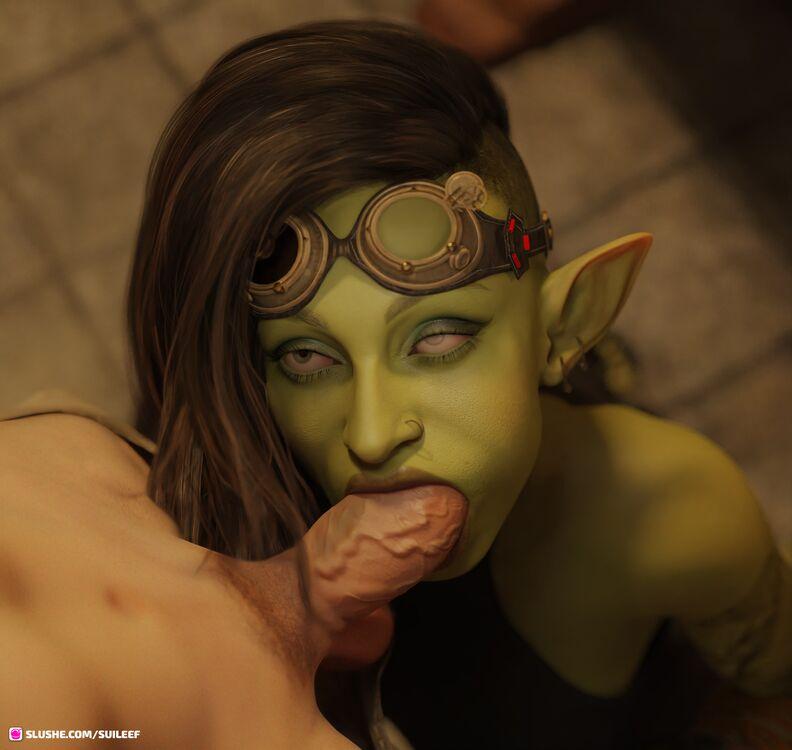 Goblin blow