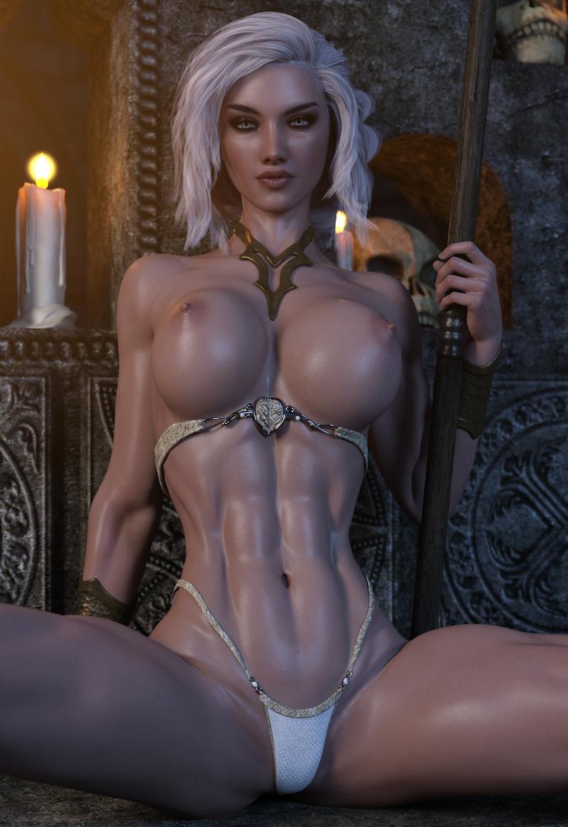 Cora - Sexy Sentry