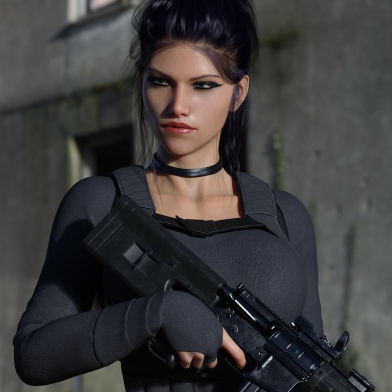 Annie - Ranger