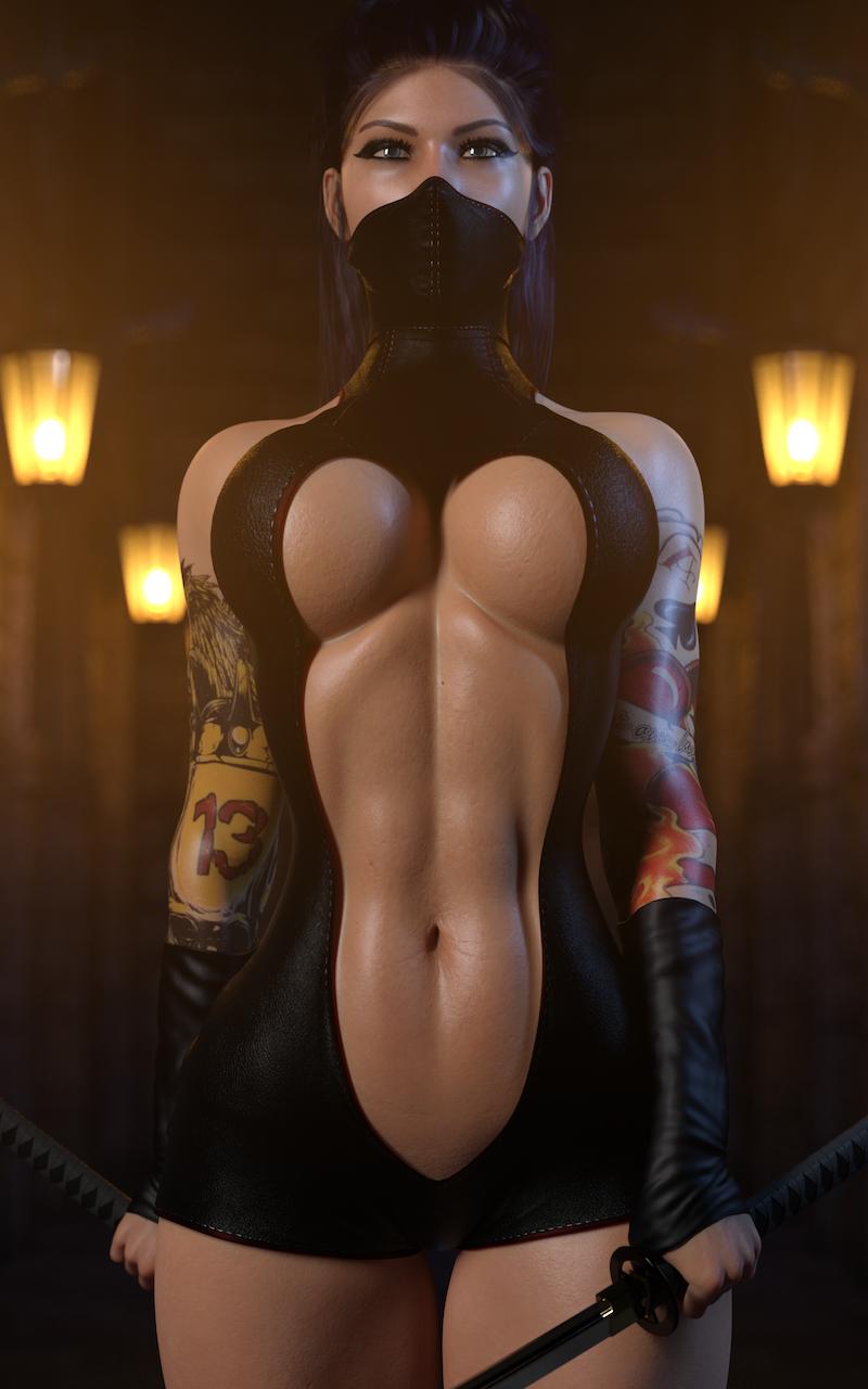 Annie - Gaslight Assassin