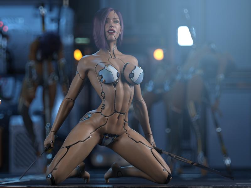 K8 - Rogue Cyborg