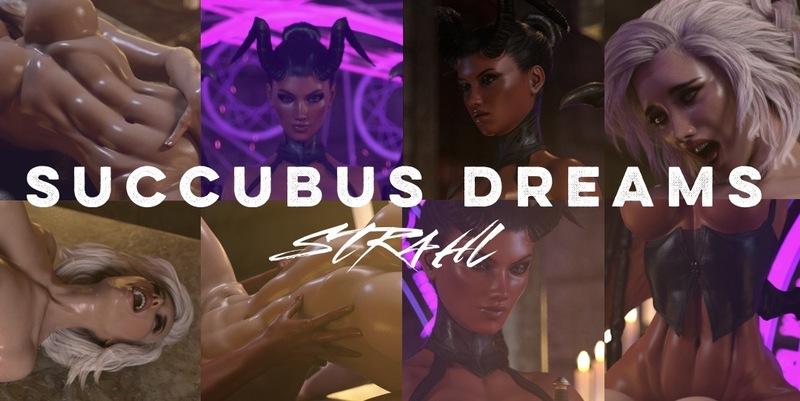 Succubus Dreams (TEASER)