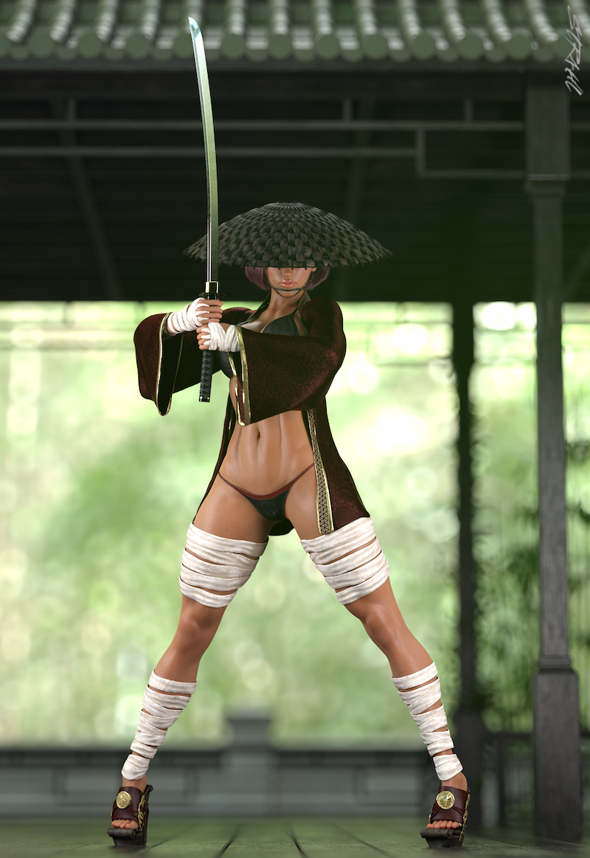 Akane - Samurai