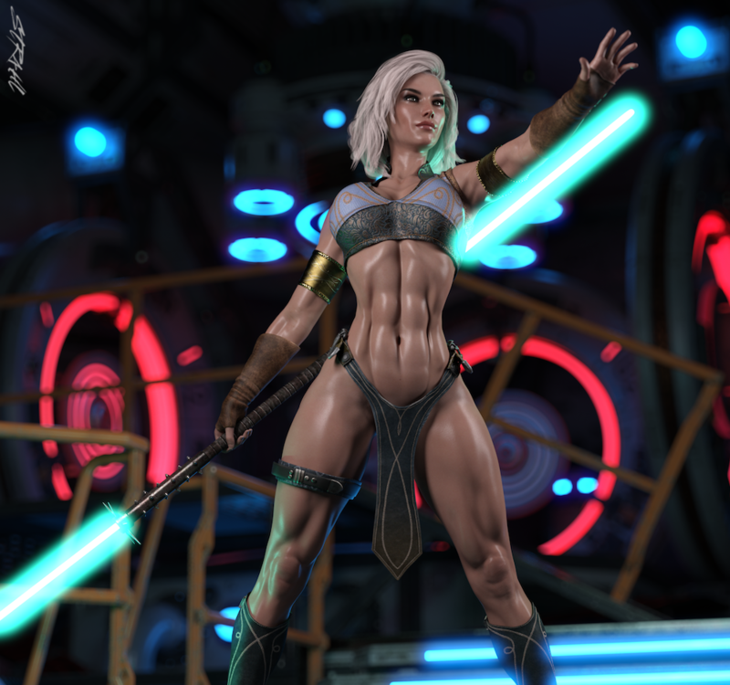 Cora - Jedi