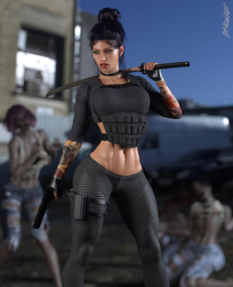 Annie - Ranger III